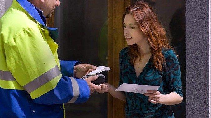 Le raccomandate non consegnate si ritirano nell'ufficio postale più vicino