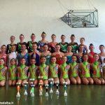 La Victoria Alba colleziona soddisfazioni nella ginnastica ritmica