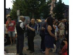 Tutte le foto del fuoco di bivacco degli Scout di Alba, Roero e Canale 9