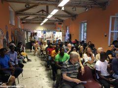 Partecipata serata sulle migrazioni al centro giovani H-zone