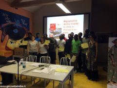 Partecipata serata sulle migrazioni al centro giovani H-zone 2
