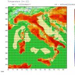 Meteo: caldo e afa nel week-end poi gradualmente le temperature caleranno