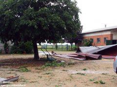 Ceresole: raffiche di vento e grandine causano ingenti danni a colture e abitazioni 10