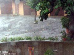 Ceresole: raffiche di vento e grandine causano ingenti danni a colture e abitazioni 5