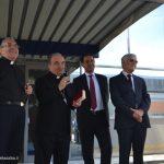 Il Vescovo Marco Brunetti ha visitato la sede di Egea