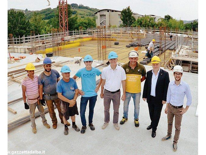 La scuola media della Moretta aprirà a settembre del 2018 1