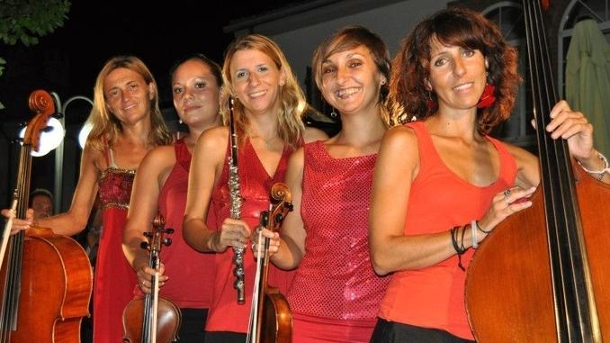 Un palco tra le vigne rende omaggio al Rondò veneziano