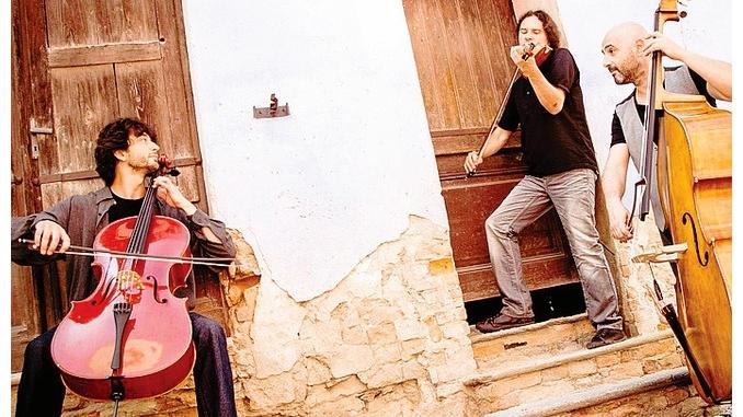 Il Palco tra le vigne è a villa Fogliati a Castiglione Tinella