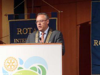 Giuseppe Artuffo nominato governatore del Distretto 2032 del Rotary