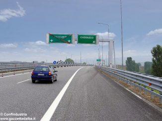L'Asti-Cuneo annuncia a Confindustria la volontà di finire l'autostrada