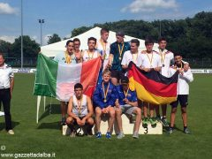 Valanga di medaglie alle Olimpiadi delle Città Gemelle di Böblingen