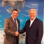 Dopo 33 anni Dardanello lascia la presidenza di Confcommercio a Luca Chiapella