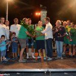 Fiorito vince il Palio e la 75ª Fiera del pesco si chiude con i botti