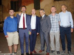 Ceresole ha commemorato i nove giovani uccisi dai nazisti