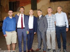 Ceresole ha commemorato i nove giovani uccisi dai nazisti 1