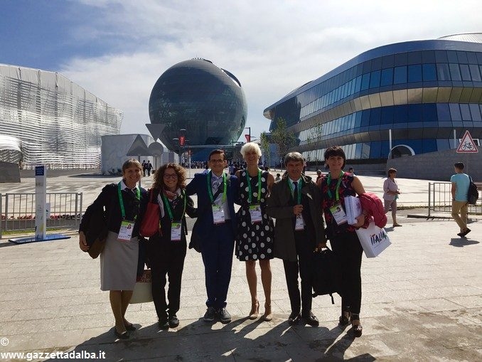 Se il turismo e l'export nel Roero puntano sul Kazakistan