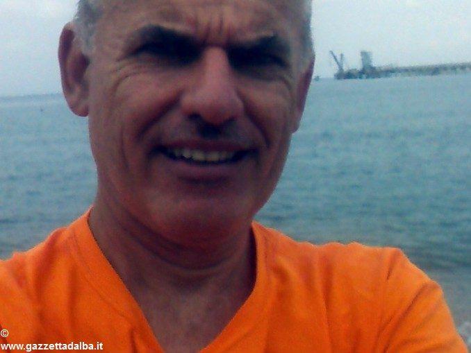 Enrico Taliano, in meno di 24 ore, a piedi, ha raggiunto il mare 4