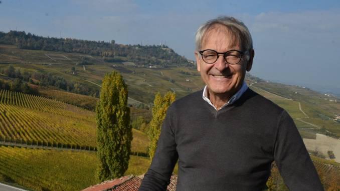 Ernesto Abbona eletto per acclamazione presidente dell'Unione italiana vini