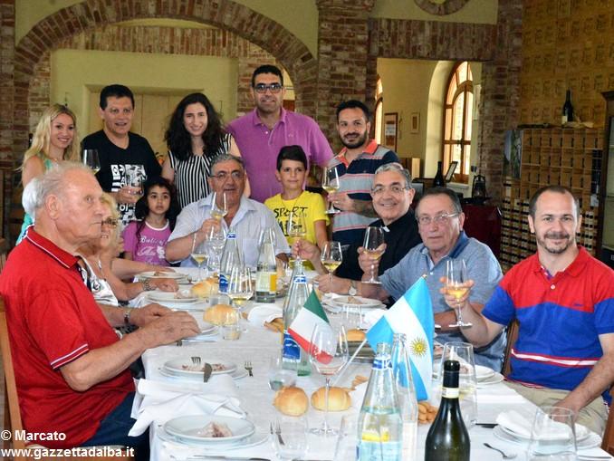 Famiglia Negro con argentini 5