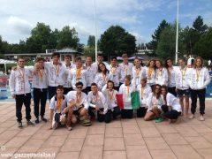 Valanga di medaglie alle Olimpiadi delle Città Gemelle di Böblingen 4