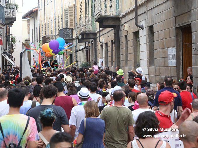 Densità e lentezza nel Piemonte Pride in salsa albese 2