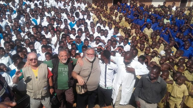 Bambina africana sarà operata al Gaslini grazie al Cis