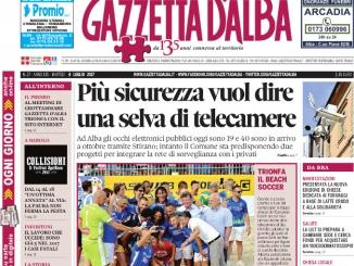 La copertina di Gazzetta di martedì 4 luglio