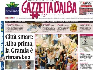 La copertina di Gazzetta di martedì 11 luglio
