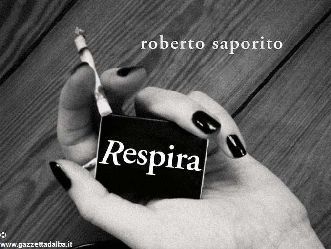 Roberto Saporito e il noir d'autore concepito ad Alba 1