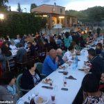 La grande festa dell'associazione sansostese di Bra