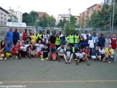 La squadra della cooperativa Alice vince il torneo Facciamo squadra 4
