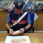 Diciassettenne del Braidese fermato al mercato di Cuneo con banconote false