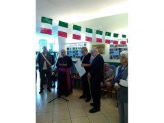 Il vescovo Marco Brunetti alla casa di riposo Divina Misericordia 9