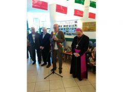 Il vescovo Marco Brunetti alla casa di riposo Divina Misericordia 14