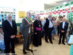 Il vescovo Marco Brunetti alla casa di riposo Divina Misericordia 15