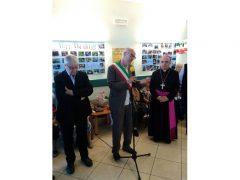 Il vescovo Marco Brunetti alla casa di riposo Divina Misericordia 17