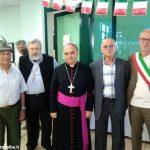 Il vescovo Marco Brunetti alla casa di riposo Divina Misericordia