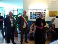 Il vescovo Marco Brunetti alla casa di riposo Divina Misericordia 6
