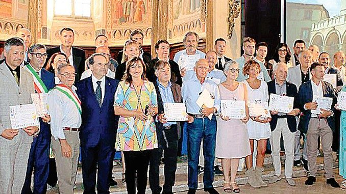 La Barbera Lanze prima al concorso promosso dalle Città del vino
