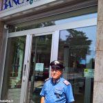 Furto nella filiale di Banca d'Alba alla Moretta