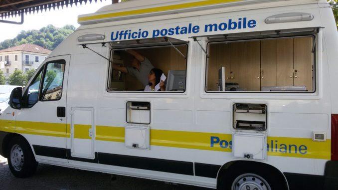 Da lunedì a Santo Stefano Belbo sarà in funzione l'ufficio postale mobile