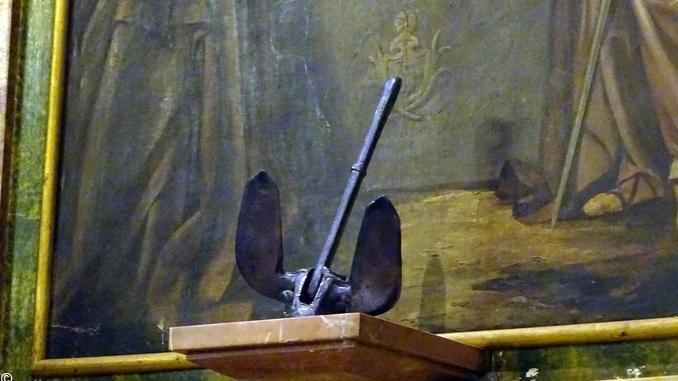 Bra: ai Battuti Neri l'àncora di Santa Barbara torna in mostra