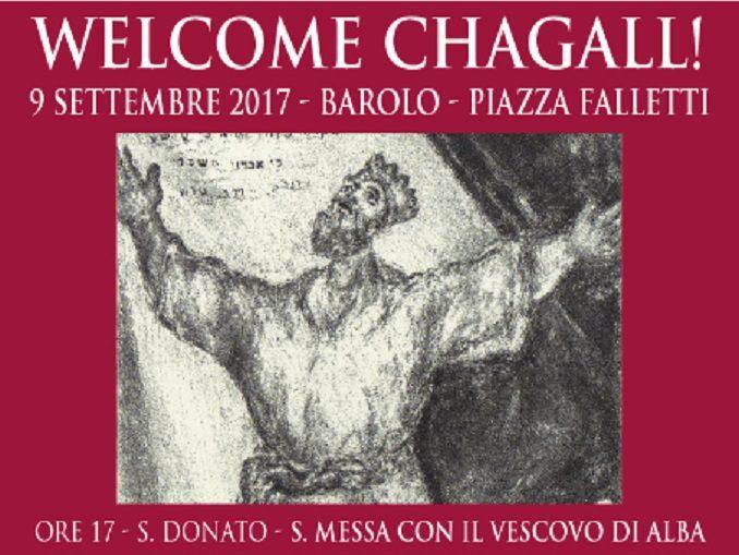 A Barolo in mostra 14 acqueforti del pittore russo Marc Chagall
