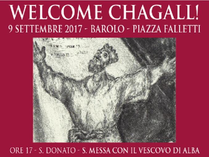 Benvenuto Chagall