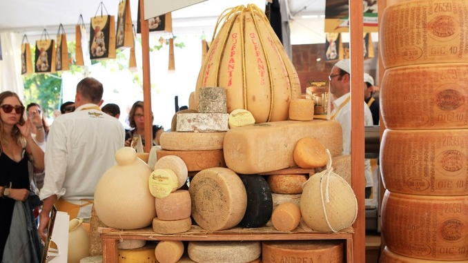 Bra: al via dal 21 agosto i montaggi per la rassegna Cheese 1