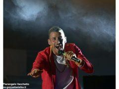 Francesco Gabbani al Controfestival di Castagnole delle Lanze: le immagini 6
