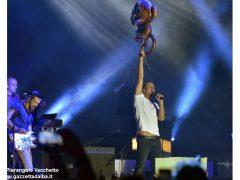 Francesco Gabbani al Controfestival di Castagnole delle Lanze: le immagini 1