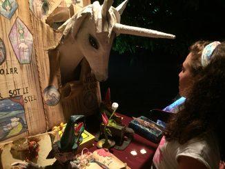 Nel bosco  fatato di Montaldo Roero con gnomi, maghi e folletti 1