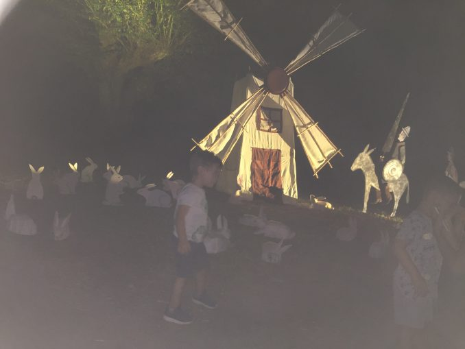 Nel bosco  fatato di Montaldo Roero con gnomi, maghi e folletti 3