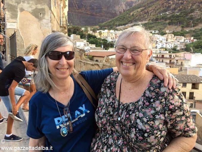 Maureen Connoll e Nancy